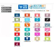 Tienda online de merchandising Boston Net