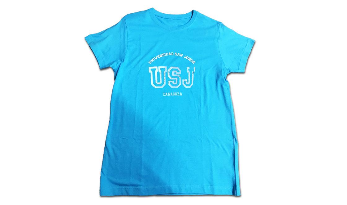 camiseta deportiva usj