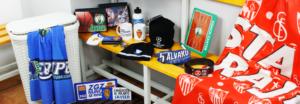 Merchandising clubes